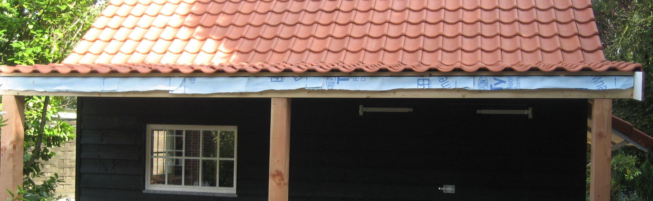 Schuren en veranda's